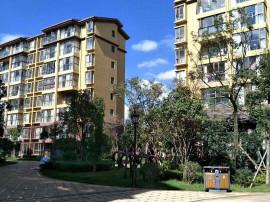 官渡区广福路,湿地公园滇池边,现房,花园洋房,即买记住,78南向大两室