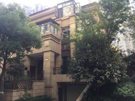 旭辉御府外滩18栋,联排别墅,373平,赠送2个大露台,**,单价1.88万