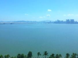 华发绿洋山庄 半山顶级豪宅 一线全海景 层高3.3米阔 各付各税